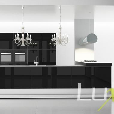 Кухни с фасадами ALVIC Ультра-Глянец