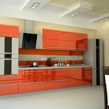 Кухни с фасадами AGT