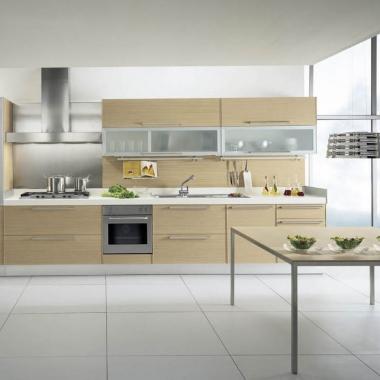 Кухни с фасадами ЛДСП